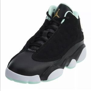 Air Jordan 13 Retro Mint foam kids